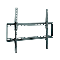 TV FLUSH/TILT MOUNT BRACKET 37-70 inch - LOW PROFILE