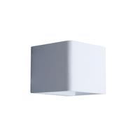 CLA Outdoor Wall Light  Matte White  IP20 3000K 6W