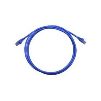 Patch Cord, 5m, Category 6, UTP, RJ650PL-BU, Blue