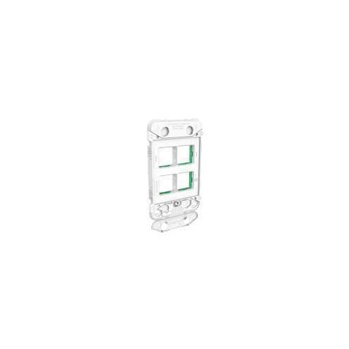 Clipsal Iconic - Switch Grid, Vertical/Horizontal Mount, 4 Gang, 3044G
